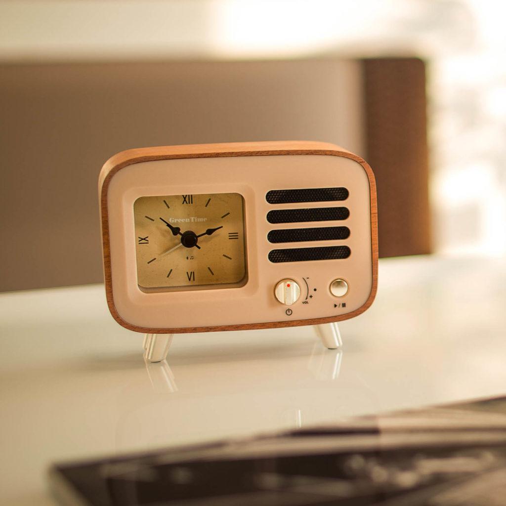 Modelfoto ZWC123c houten wekker